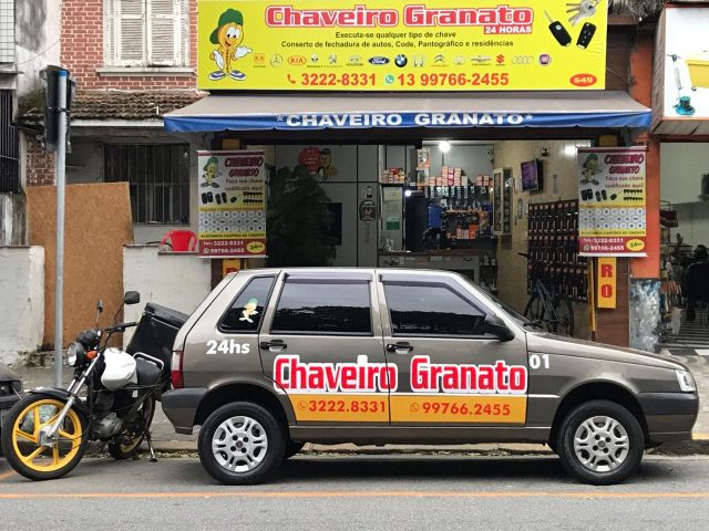 CHAVEIRO GRANATO / CHAVEIRO 24 HORAS EM SANTOS – SOCORRO IMEDIATO DE CHAVEIRO NA VILA MATIAS EM SANTOS – SP
