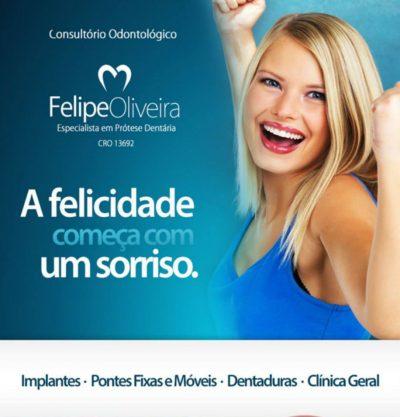 Dr. Felipe M. de Oliveira – DENTISTA EM CANOAS