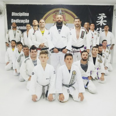 Sul Jiu Jitsu – Jiu Jitsu no bairro São Vicente de Paula em Cachoeirinha