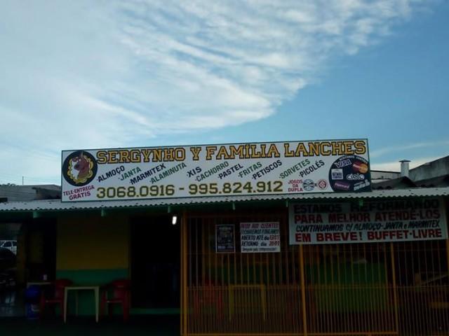 Serginho Y Família Lanches – Marmitex em Guaíba